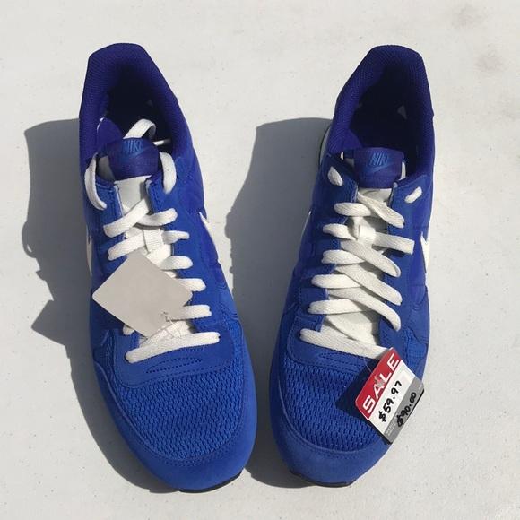 promo code 603fb 3cabe Nike Internationalist sneaker size 10 blue